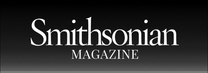 Smithsonian Magazine tie
