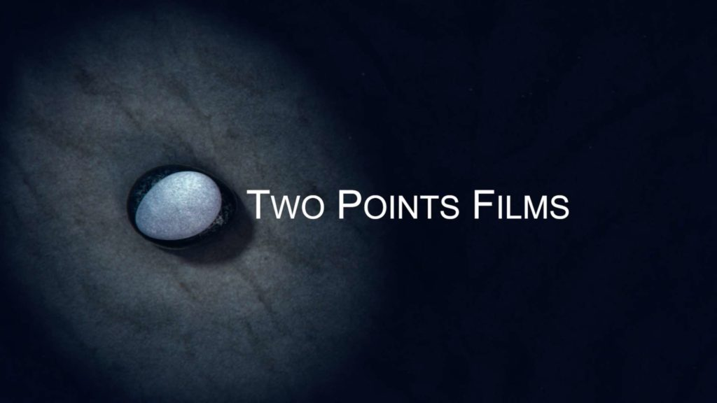 Two Points Films symbol